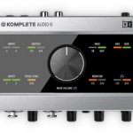 Native instruments KOMPLETE Audio 6 interface