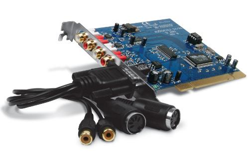 M-audio Audiophile2496 internal audiointerafce