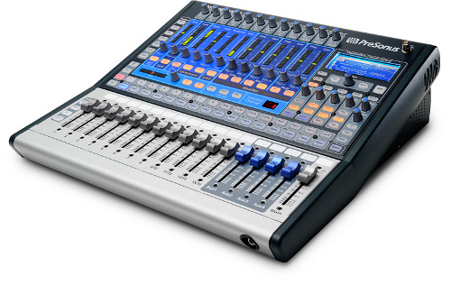 PreSonusS tudiolive 1602 mixer multichannel interface