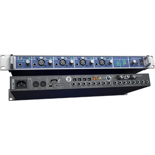 RME Fireface800 19¨externe geluidskaart