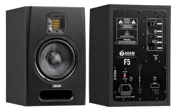 Adam Audio F5 Actieve Studiomonitoren
