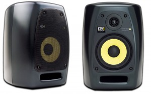 KRK VXT6 studiomonitoren