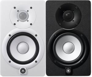 Yamaha HS5W actieve studiomonitor zwart&wit