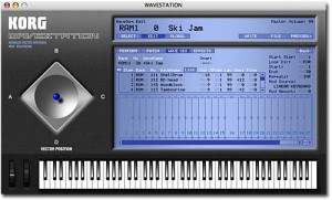 Korg Wavestation VSTi