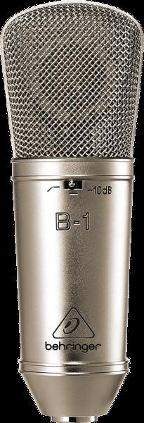 Behringer B-1_Groot Membraan Condensator Studiomicroofon