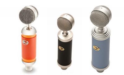 Bluemic essentials serie microphones