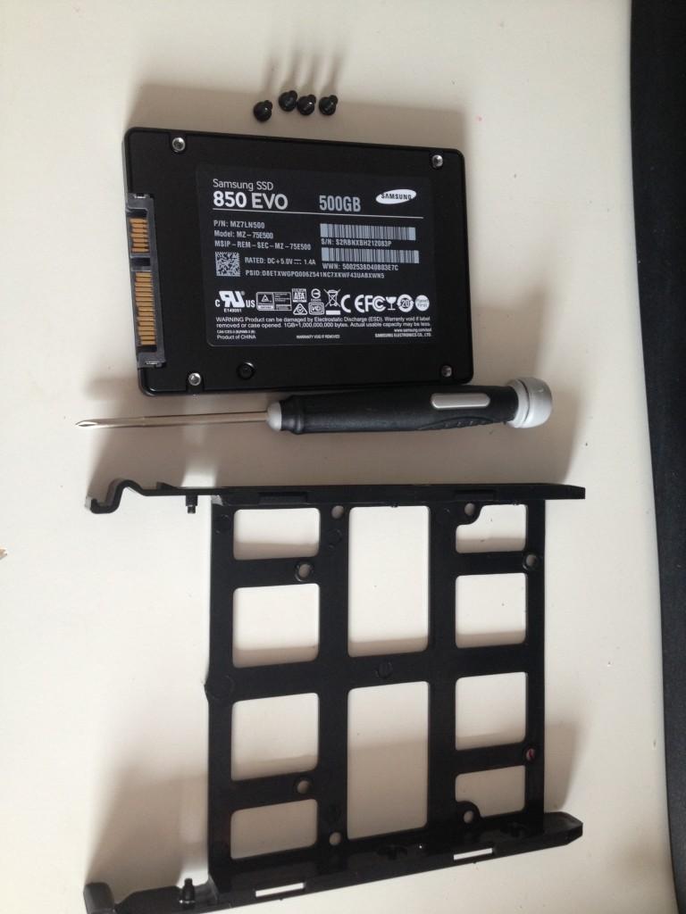 Samsung SSD EVO850 500GB