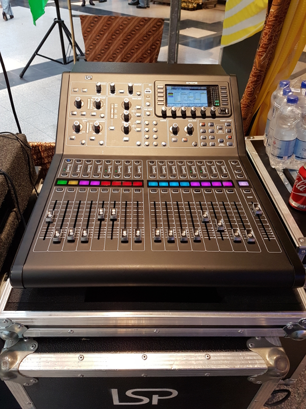 idas 32R Digitale mixer