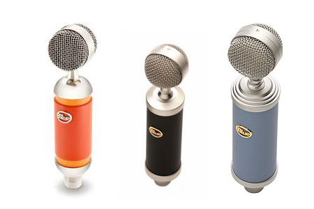 Bluemic essentials serie microphones